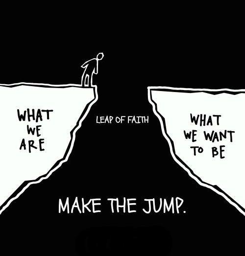 TAKE THE JUMP
