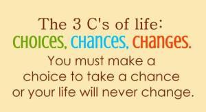The 3 C's