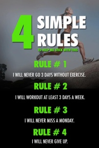 "Weight loss is hard but it does not need to be complicated. I found this 4 rules and as I read I thought ""What a simple base to start from"". There are many complications and challenges let's try to keep it as simple as possible. Please do notice that I did not say it was easy but I did say it can be simplified. I hope this helps you in your journey. Ok Gang as always all the best to you all. Jose G. Osuna www.lapbandformen.com"
