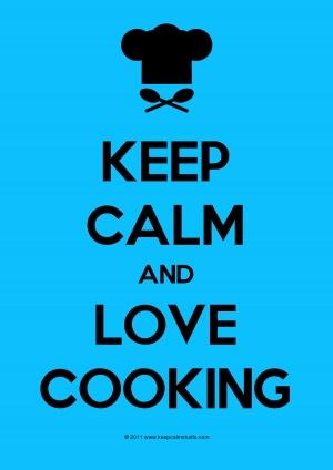 keep cooking
