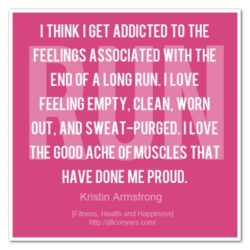 addicted to run