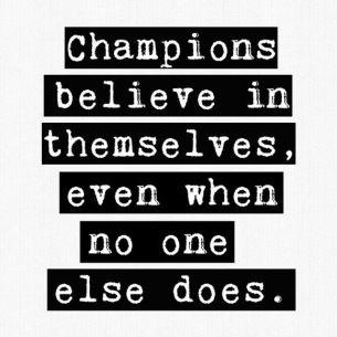 champions believe