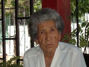 Rest In Peace Dona Nohemi Garcia D' Osuna