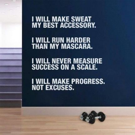 i will make sweat